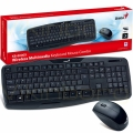 Genius KB-8000X Wireless mi� i tastatura