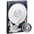HDD NOT WD 7500BPKT