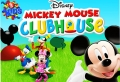 DISNEY MICKEY MOUSE - CLUBHOUSE