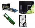 PAKET Asus MBO AM3+ CPU+ HDD+ MEM